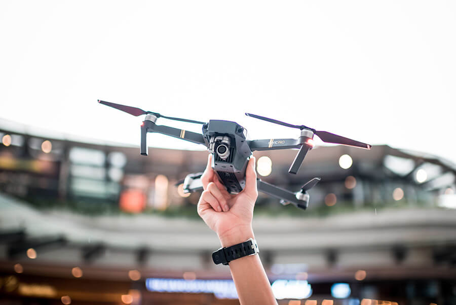 Preparing for your first drone flight